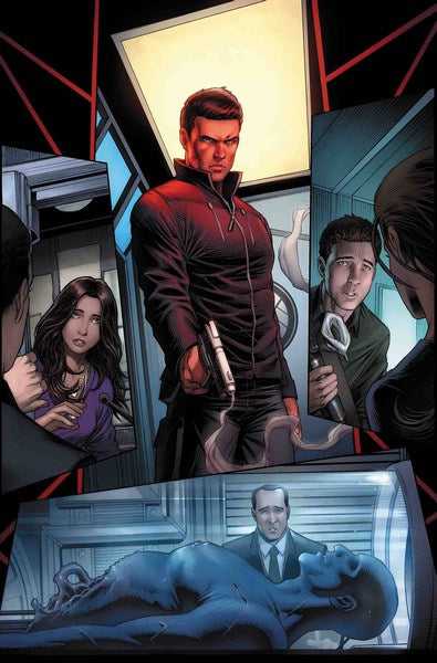 Avengers (2017) #686 (1:10 Keown Agents Of Shield Road To 100 Var Leg)