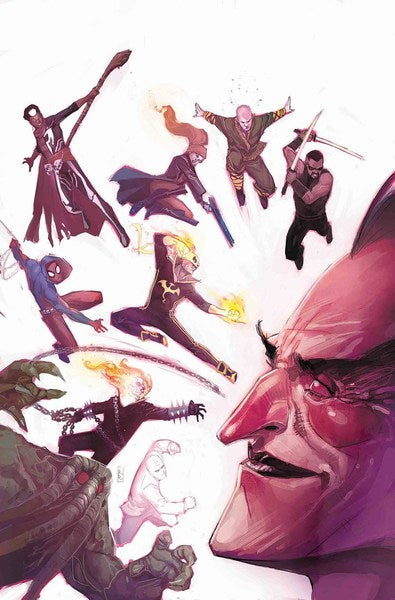 Doctor Strange Damnation (2018) #2