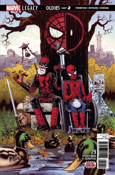 Spider-Man Deadpool (2016) #29