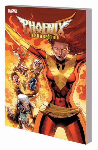 Phoenix Resurrection Return of Jean Grey TP