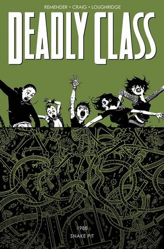 Deadly Class TP Volume 3 (The Snake Pit)