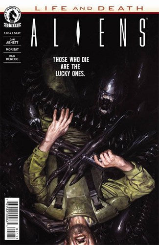 Aliens Life and Death (2016) #1