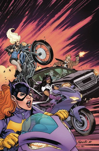 Batgirl and the Birds of Prey (2016) #2