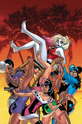 Harley Quinn and Her Gang of Harleys (2016) #6
