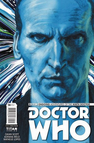 Doctor Who 9th (2016) #6 (Cover A Fraser)