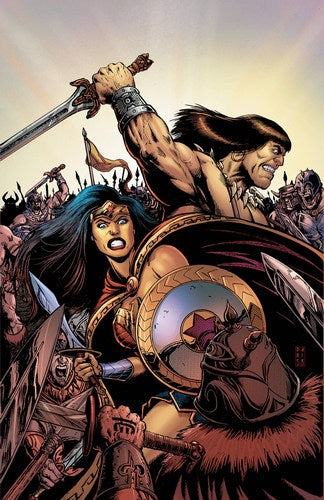 Wonder Woman Conan (2017) #1