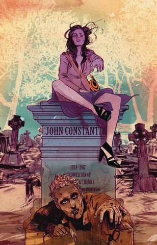 Hellblazer TP Volume 2 (The Smokeless Fire (Rebirth))