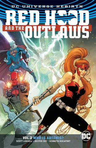 Red Hood & The Outlaws TP Volume 2 (Who Is Artemis (Rebirth))