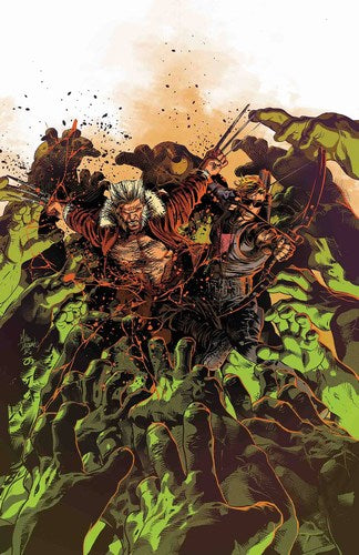 Old Man Logan (2016) #28