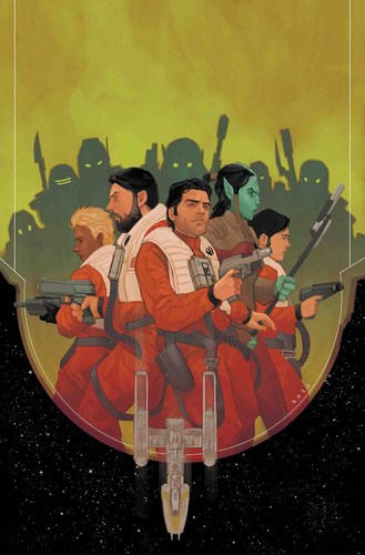 Star Wars Poe Dameron (2016) #19