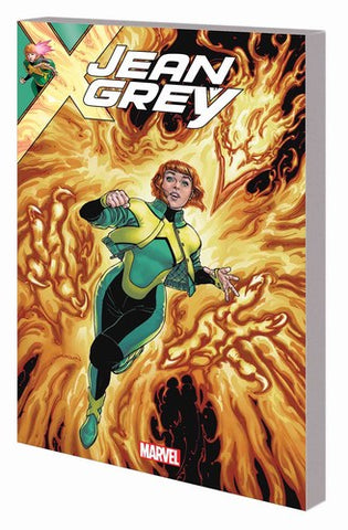Jean Grey TP Volume 1 (Nightmare Fuel)