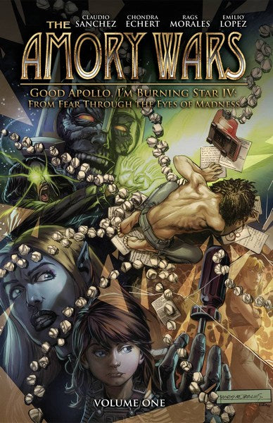 Amory Wars Good Apollo GN Volume 1