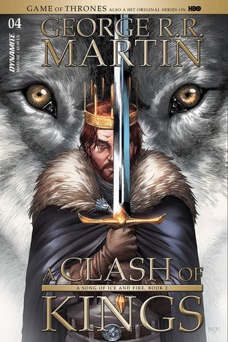 Game of Thrones Clash of Kings (2017) #4 (Cover A Miller)