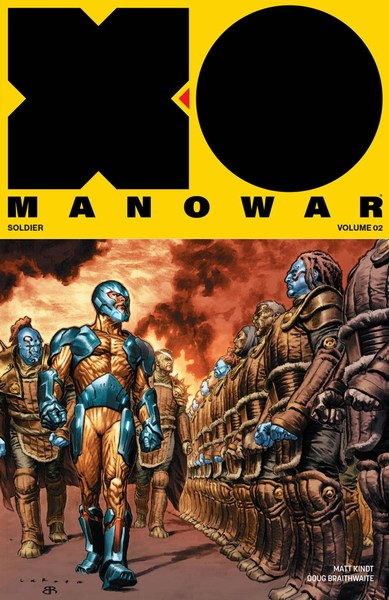 X-O Manowar 2017 TP Volume 2 (General)