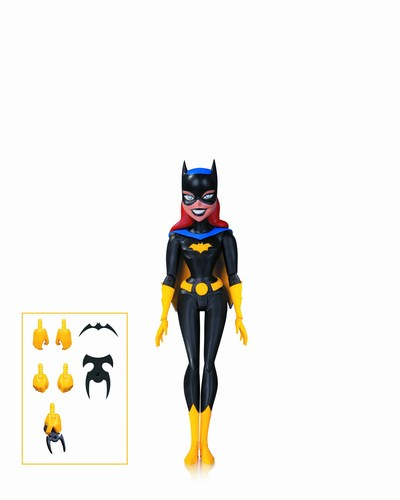 Batman Animated Series Batgirl Action Figure