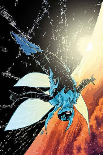 Blue Beetle Rebirth (2016) #1 (Var Ed)