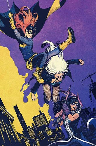 Batgirl and the Birds of Prey (2016) #1 (Var Ed)