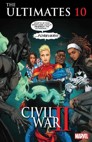 Ultimates (2015) #10