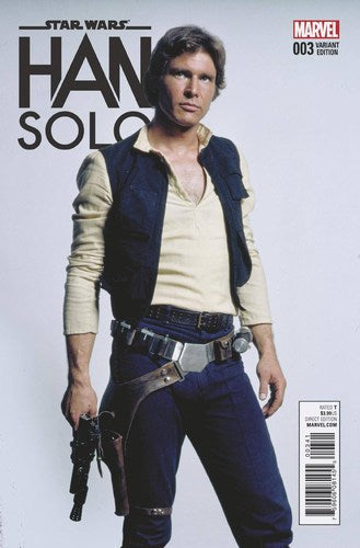 Star Wars Han Solo (2016) #3 (1:15 Movie Variant)