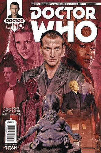 Doctor Who 9th (2016) #5 (Cover B Photo)