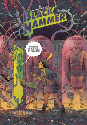 Black Hammer (2015) #12 (Rubin Cover)