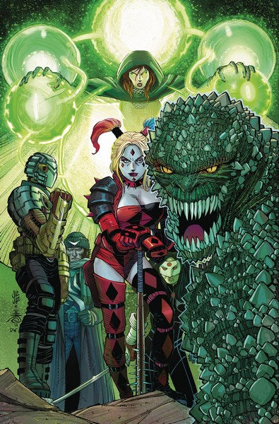 Suicide Squad TP Volume 3 (Burning Down The House (Rebirth))