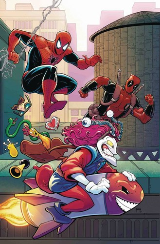 Spider-Man Deadpool (2016) #20