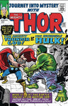 True Believers Kirby 100th Thor Vs Hulk (2017) #