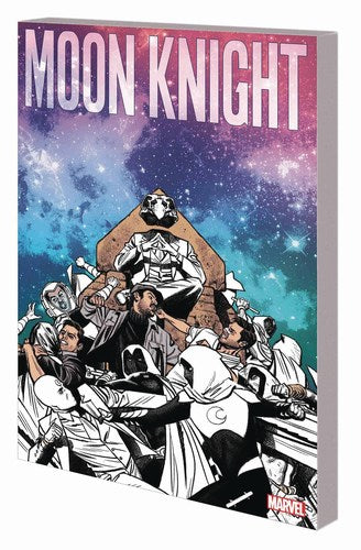 Moon Knight TP Volume 3 (Birth And Death)
