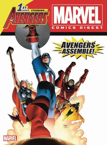 Marvel Comics Digest (2017) #2 NM (The Avengers)