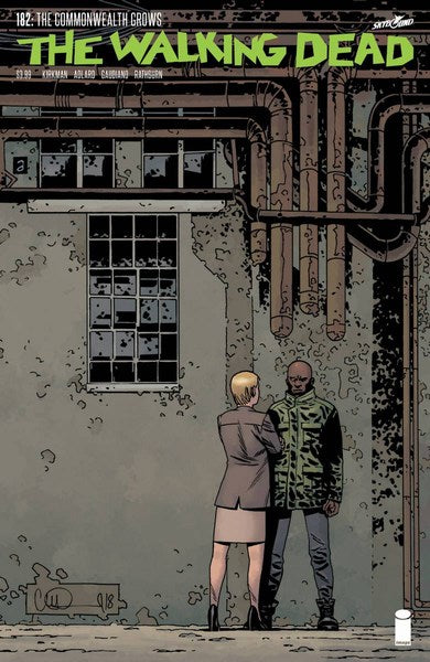 Walking Dead (2003) #182 (Cover A Adlard & Stewart)