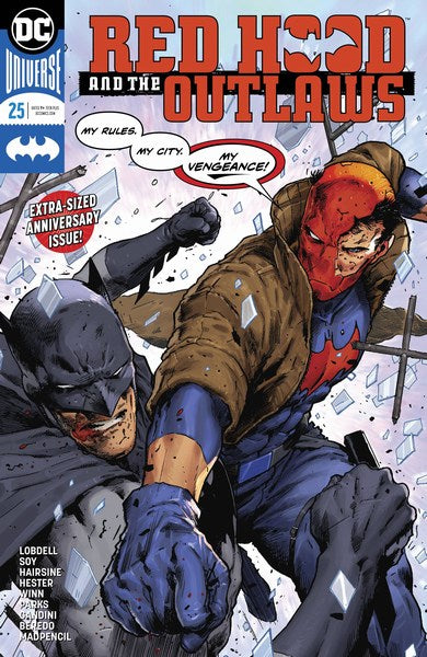 Red Hood and the Outlaws (2016) #25