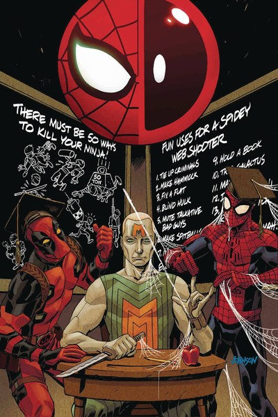 Spider-Man Deadpool (2016) #37