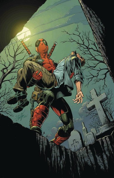 Deadpool Assassin (2018) #5