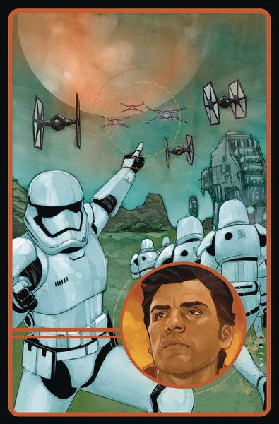 Star Wars Poe Dameron (2016) #30