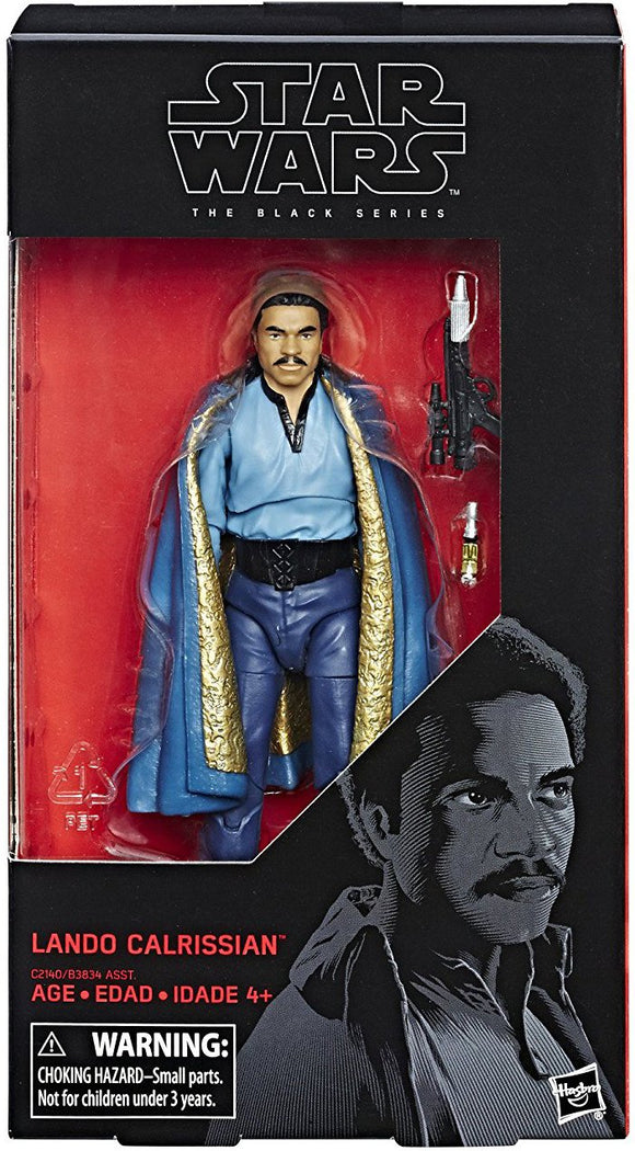 Star Wars 6-Inch Episode V Lando Calrissian Action Figure