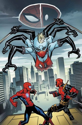 Spider-Man Deadpool (2016) #17
