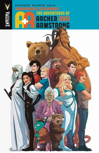 A&A Adventures of Archer & Armstrong TP Volume 3 (Andromeda Estranged)