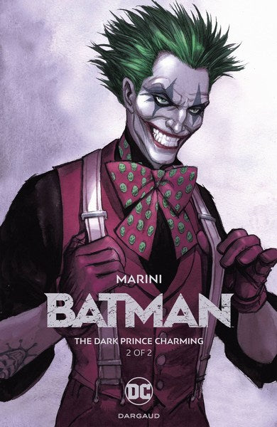 Batman The Dark Prince Charming HC Volume 2