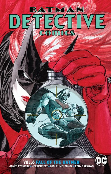 Batman Detective Comics TP Volume 6 (Fall Of The Batmen Rebirth)
