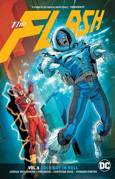 Flash TP Volume 6 (Cold Day In Hell Rebirth)