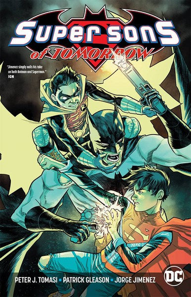 Super Sons of Tomorrow TP Rebirth