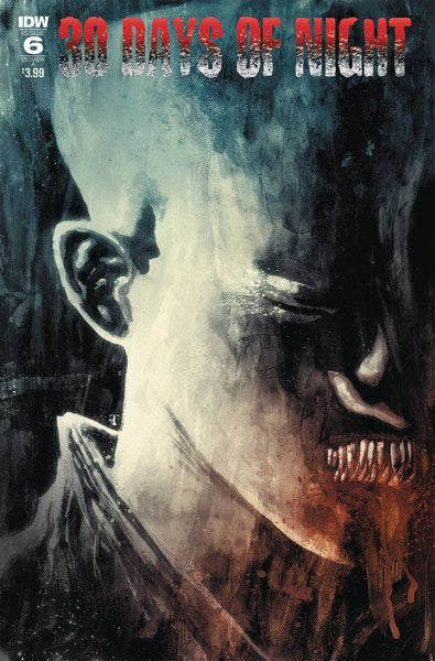 30 Days of Night (2017) #6 (Cover A Templesmith)