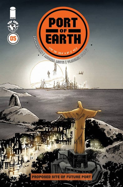 Port of Earth (2017) #5