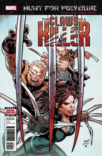 Hunt For Wolverine Claws of Killer (2018) #1