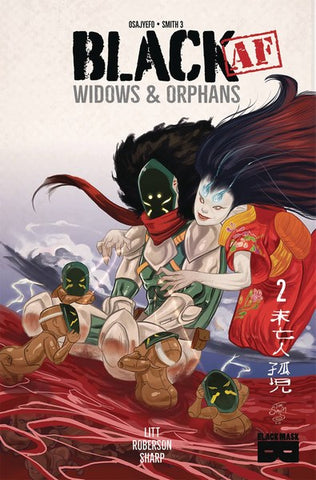 Black AF Widows & Orphans (2018) #2