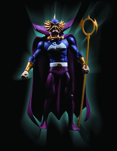History of the DC Universe Series 3: Ocean Master Action Figure