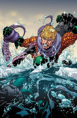 Aquaman TP Volume 3 (Crown Of Atlantis (Rebirth))