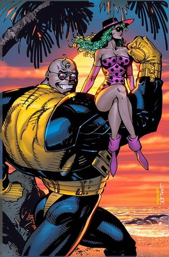 Thanos (2016) #9 (X-Men Card Var)