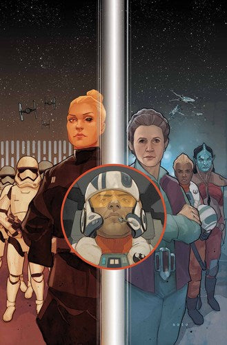 Star Wars Poe Dameron (2016) #17
